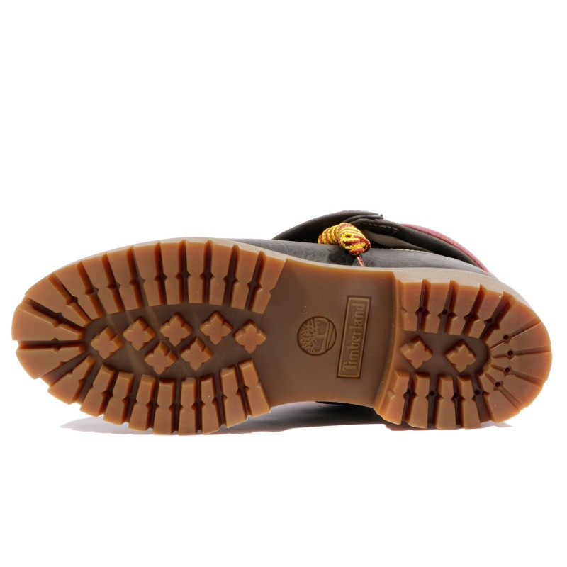 Roll Top LF Homme Chaussures Noir Gris Noir 43.5