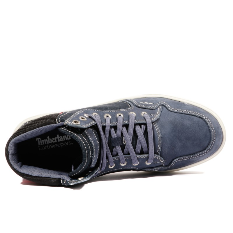 EK Groveton Hiker Homme Chaussures Bleu Timberland
