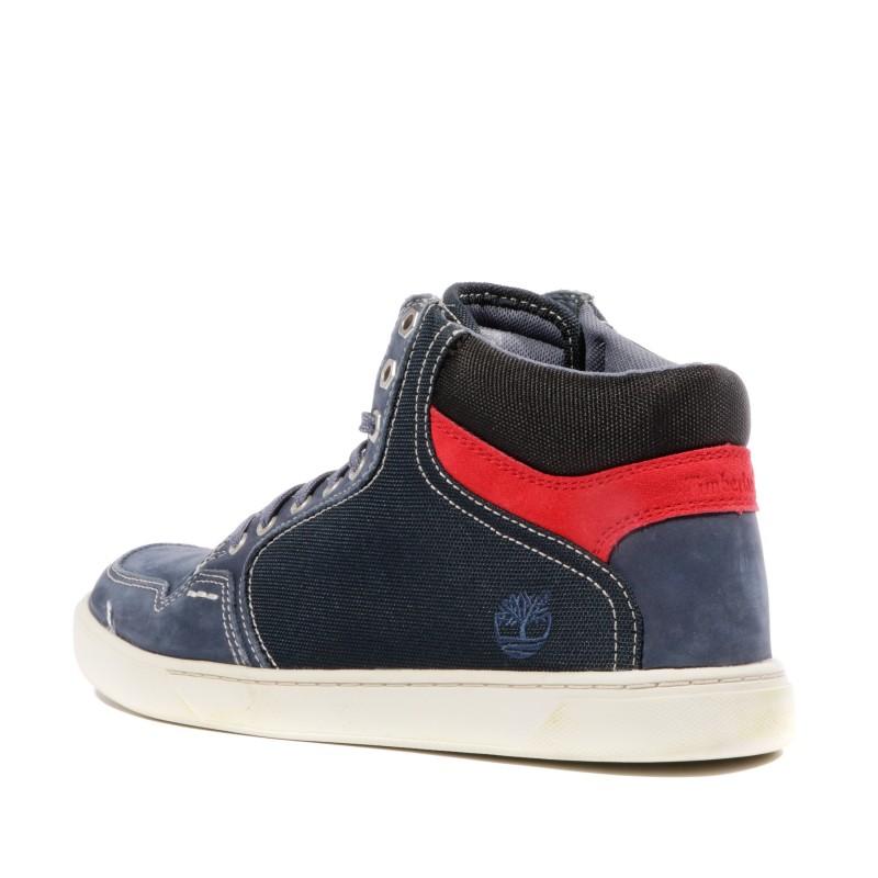 Hiker Homme Ek Timberland Bleu Groveton Chaussures fq5FvC