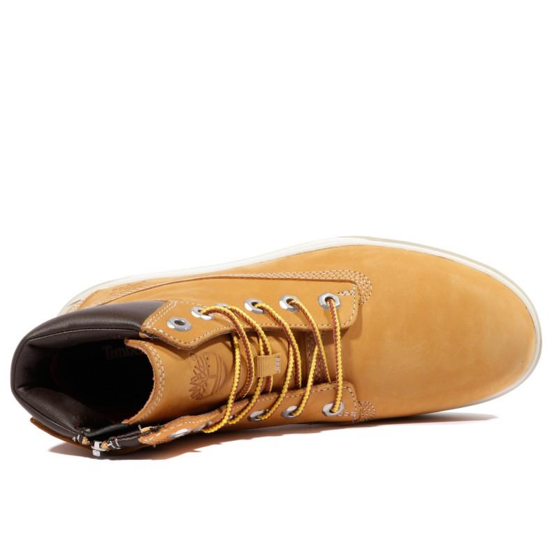 EK Groveton Hiker Garçon Chaussures Marron Timberland