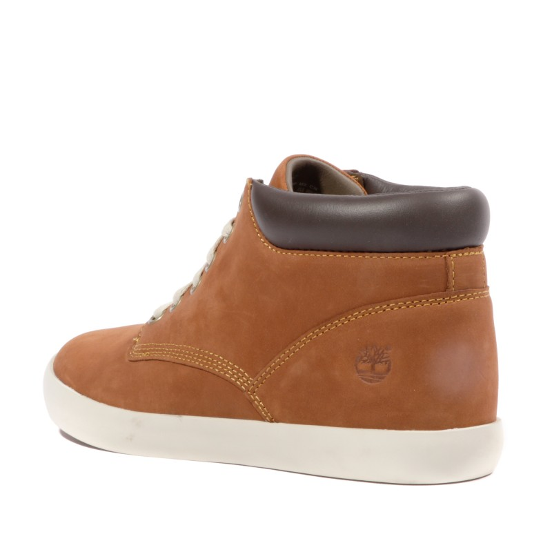 chaussures timberland marron