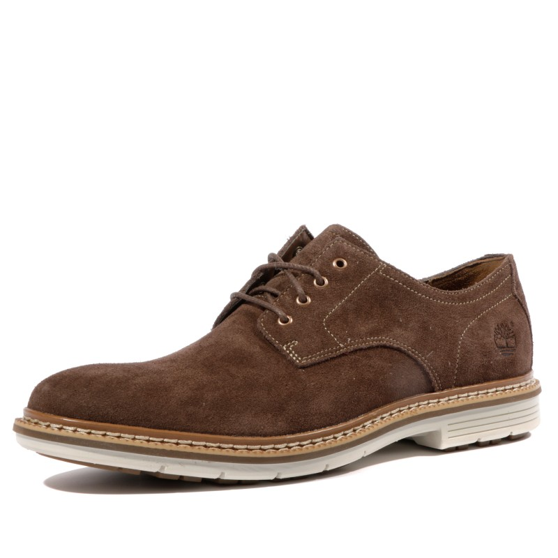 Naples Timberland Oxford Homme Trail Marron Chaussures RSL3Ajqc54