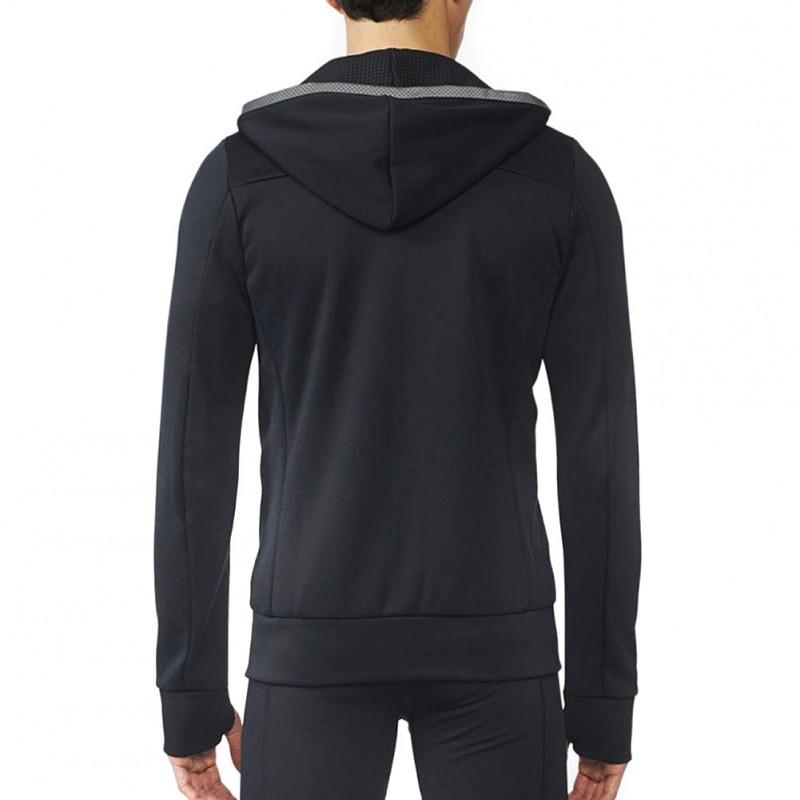 veste running adidas homme