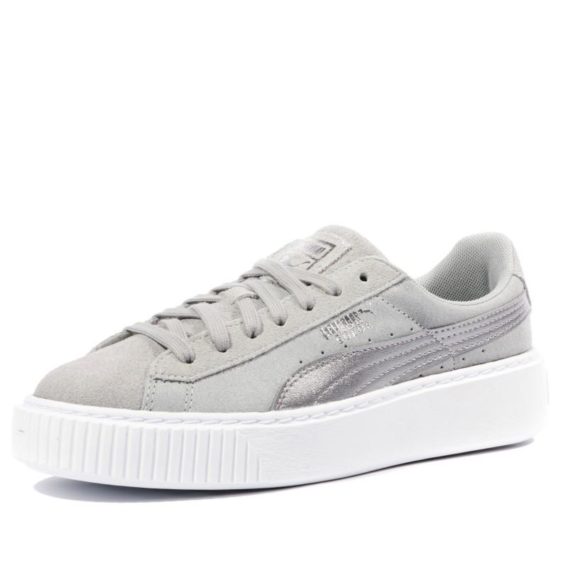 puma chaussure femme platform