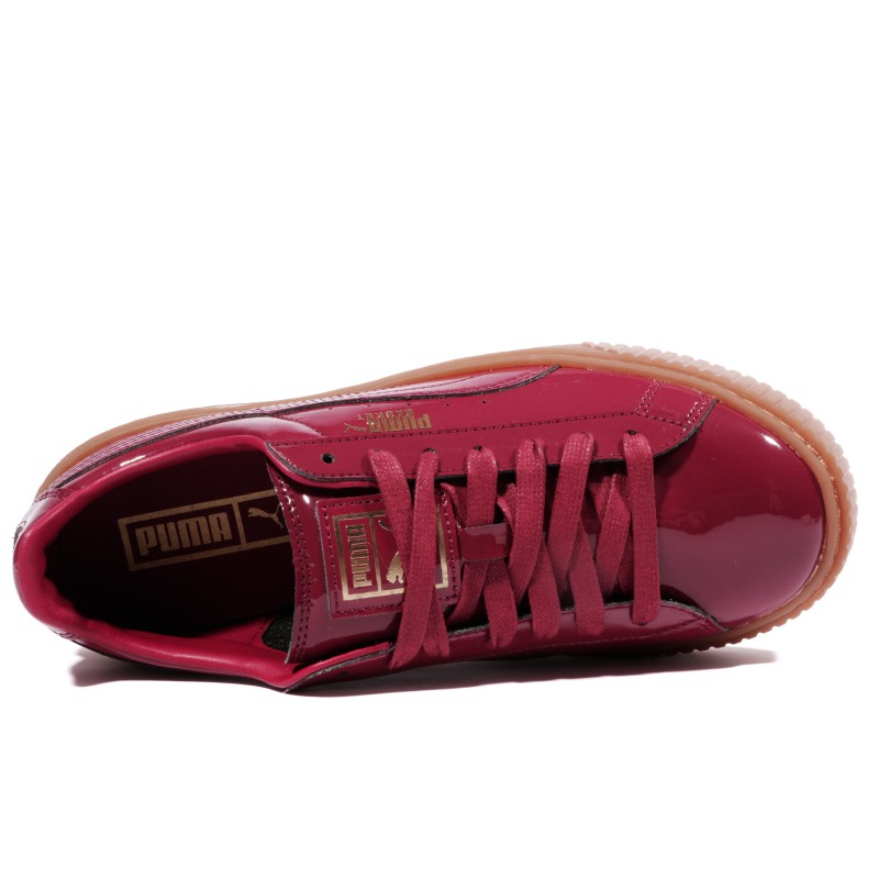 best website bf98e 86958 suede-platform-patent-fille-chaussures-rouge-puma.jpg