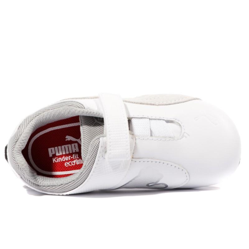 Chaussures Future Cat SF V Blanc Bébé Garçon Puma Blanc