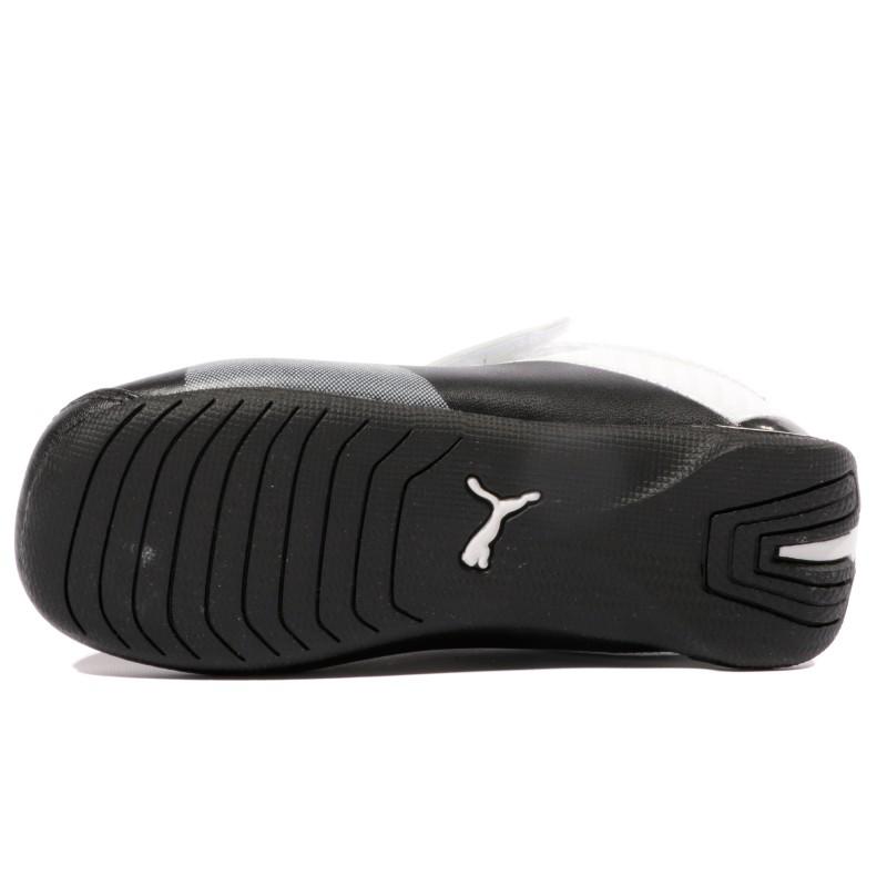 Future Cat M1 V Garçon Chaussures Noir Blanc Puma