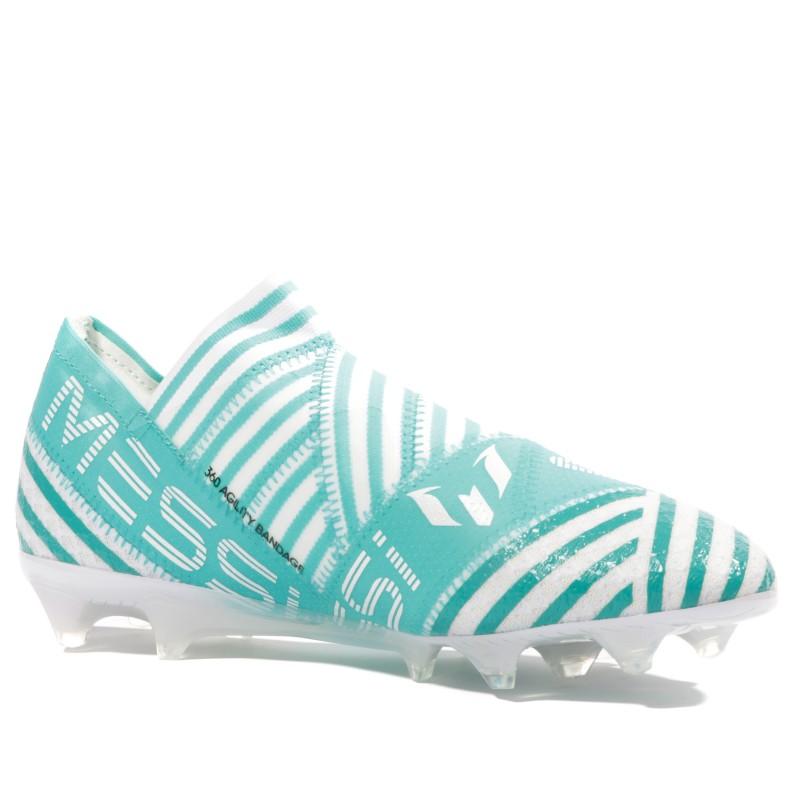 17360 Chaussures Messi Agility Blanc Adidas Fg Bleu Nemeziz Homme Football TXuPkOZi