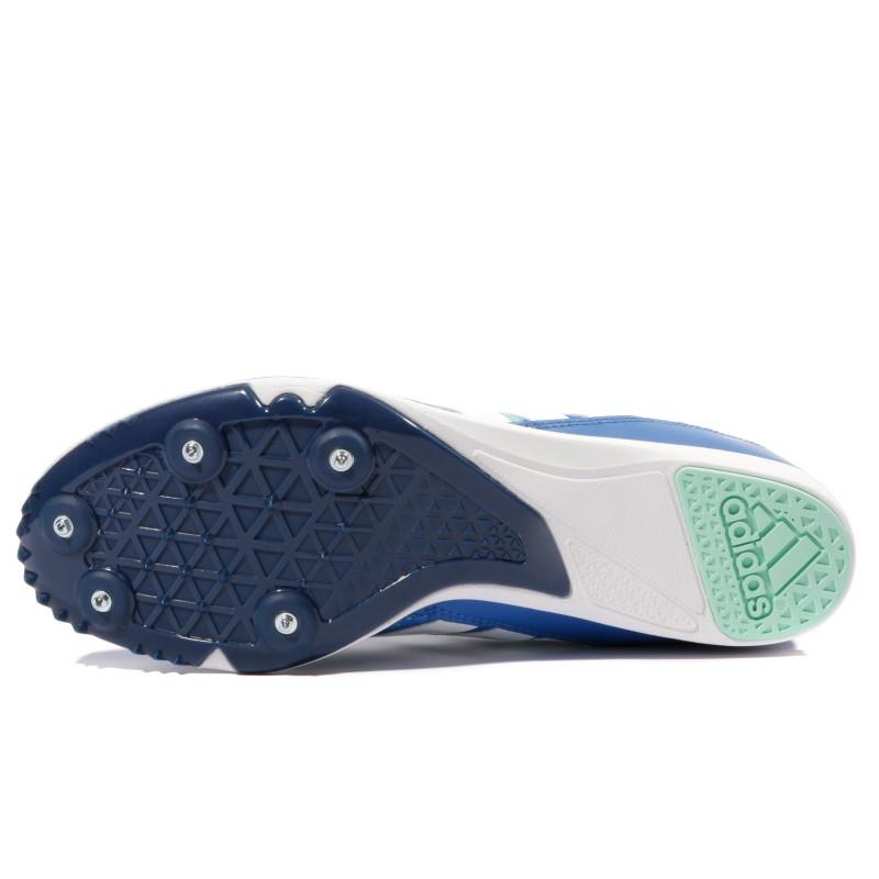 Distancestar Homme Chaussures Athlétisme Noir Adidas