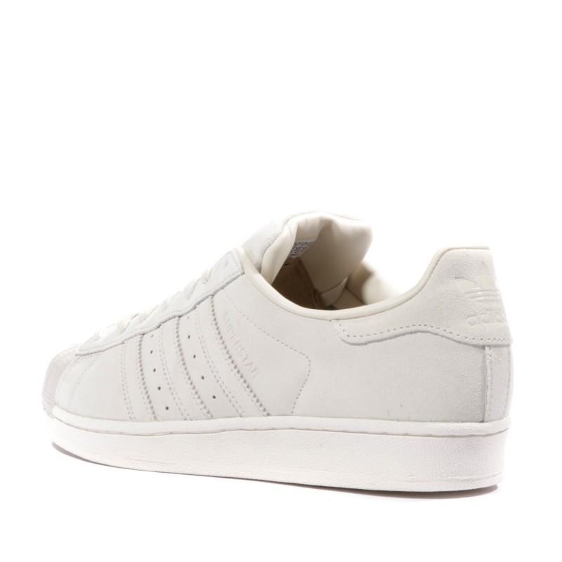Superstar Homme Chaussures Beige Adidas