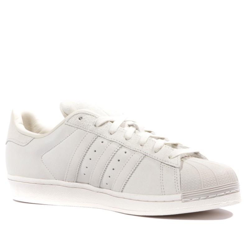 Superstar Homme Chaussures Beige Adidas Homme Chaussures
