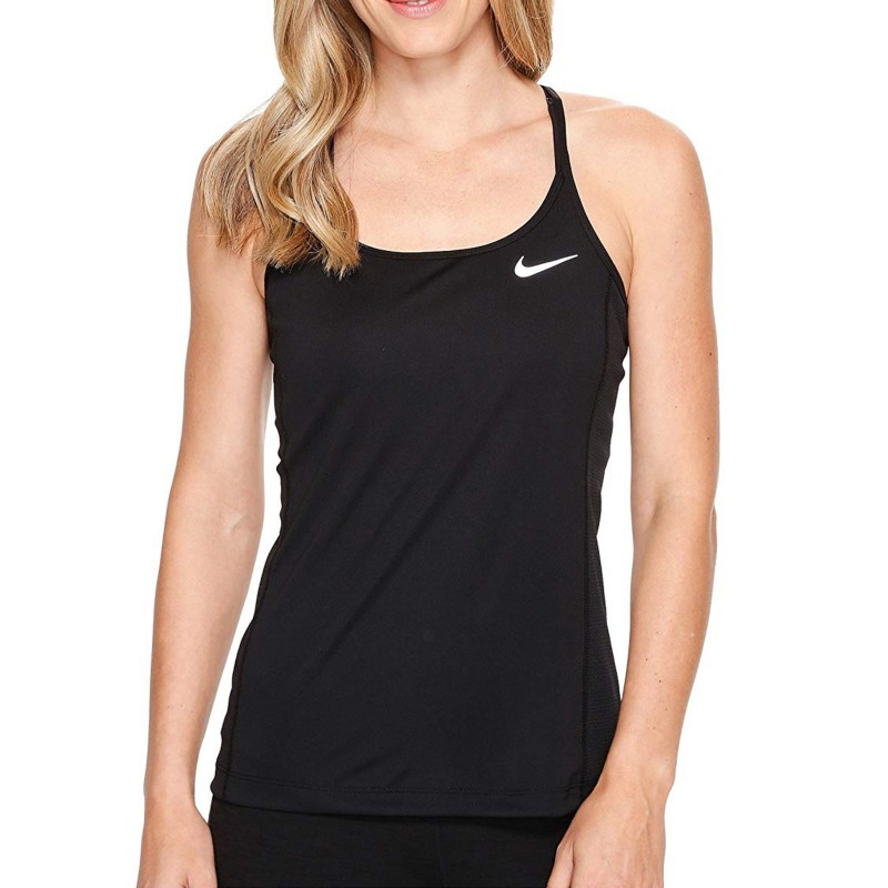 Nike Débardeur D'entraînement D'entraînement Nike Nike Femme Débardeur D'entraînement Pour Pour Débardeur Femme AL3jq5R4
