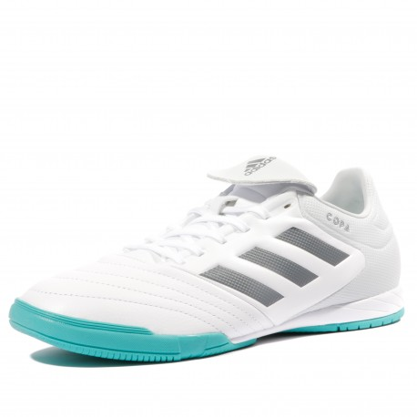 Copa 17.3 IN Homme Chaussures Football Blanc Adidas