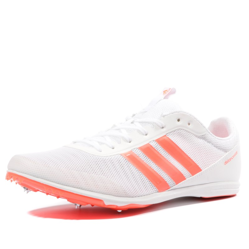 Distancestar Athlétisme Adidas Blanc Homme Chaussures lFKT1Jc3