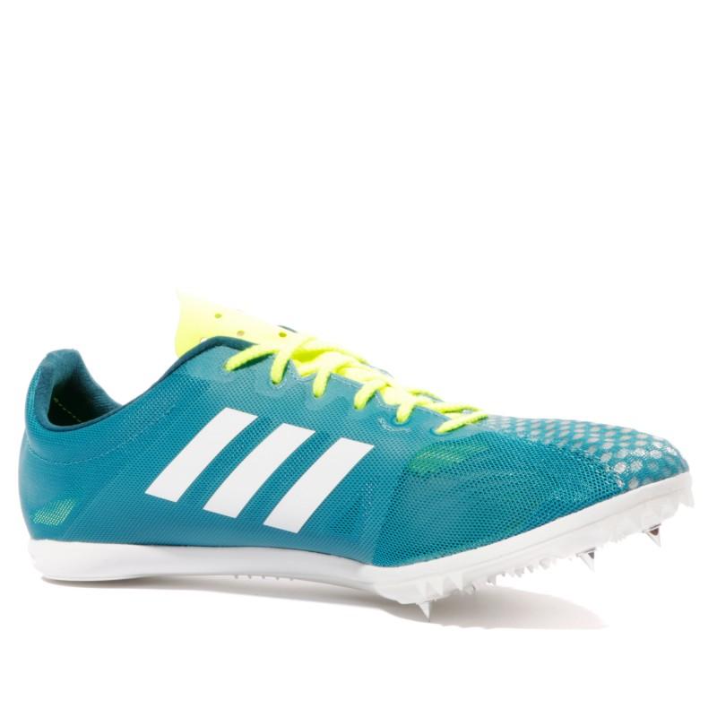 Athlétisme Adidas 4 Bleu Chaussures Adizero Homme Ambition YWEDIH29
