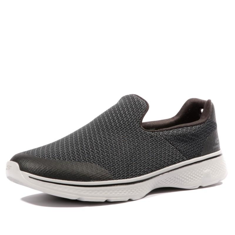 Skechers Homme 4 Go Chaussures Gris Walk eEHD2IYW9