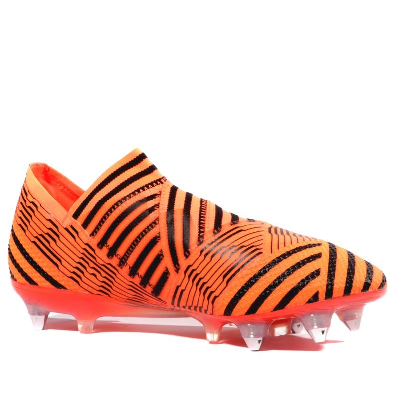 Nemeziz 17+ 360 Agility SG Homme Chaussures Football Orange Adidas