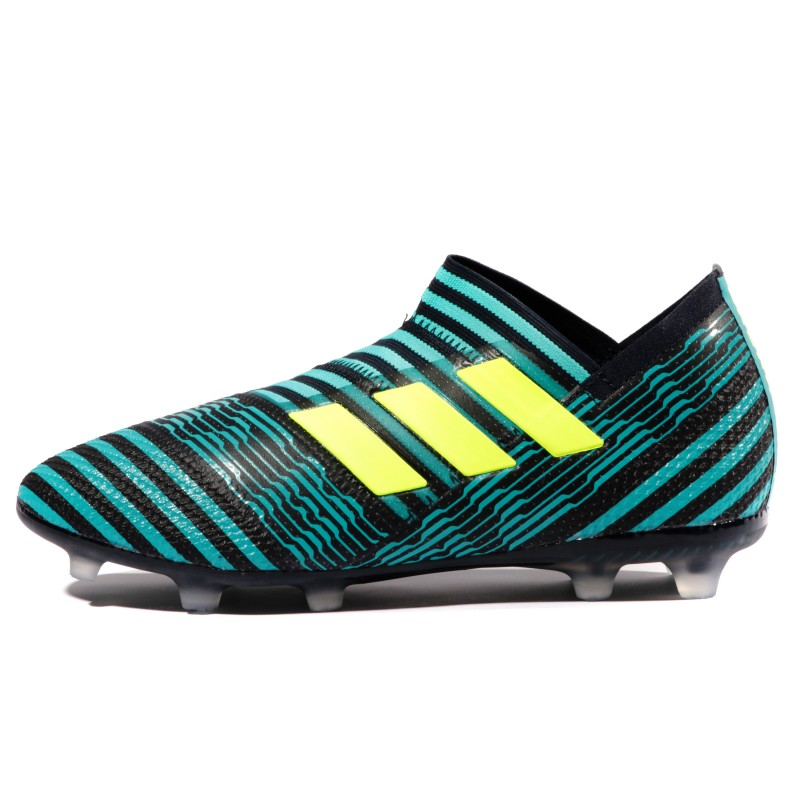 wholesale dealer 9fec4 c0d32 Nemeziz 17+ 360 Agility FG Garçon Chaussures Football Noir B