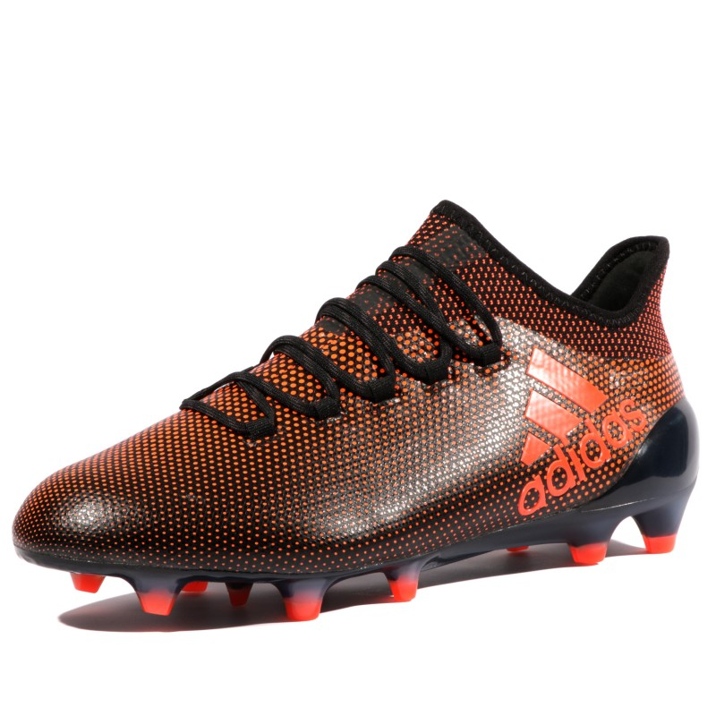 Homme X Fg Football 1 Adidas Rouge 17 Chaussures Noir bygf76