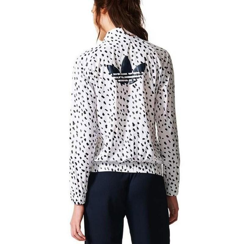 Veste SST Femme Blanc Adidas