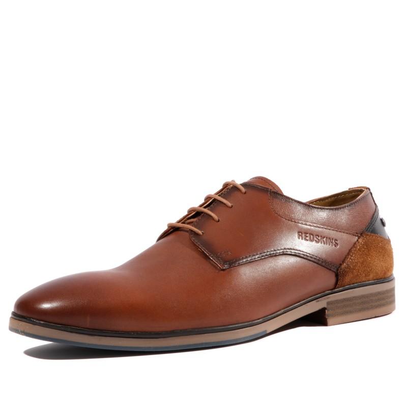 Homme Marron Lafont Chaussures Marron Lafont Homme Redskins Chaussures sQCtdBrhx