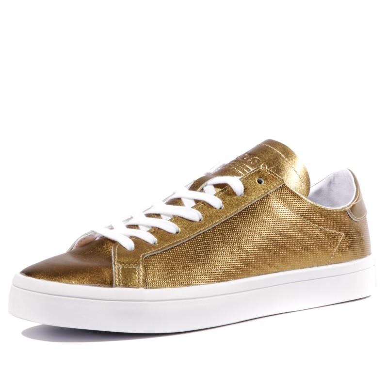 chaussure adidas femme brillant