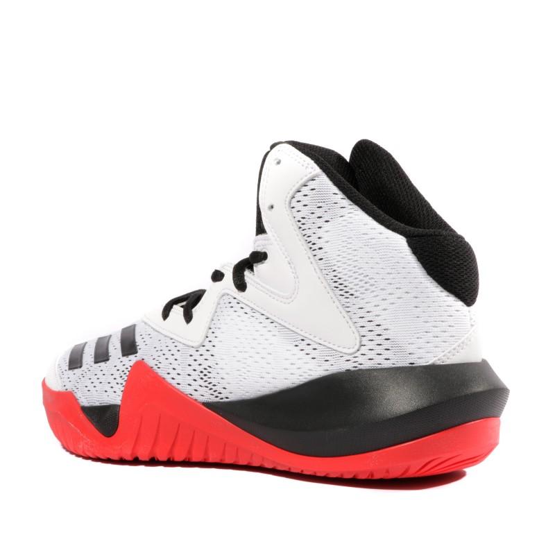 2017 Chaussures Homme Blanc Crazy Adidas Basketball Team ALj54R