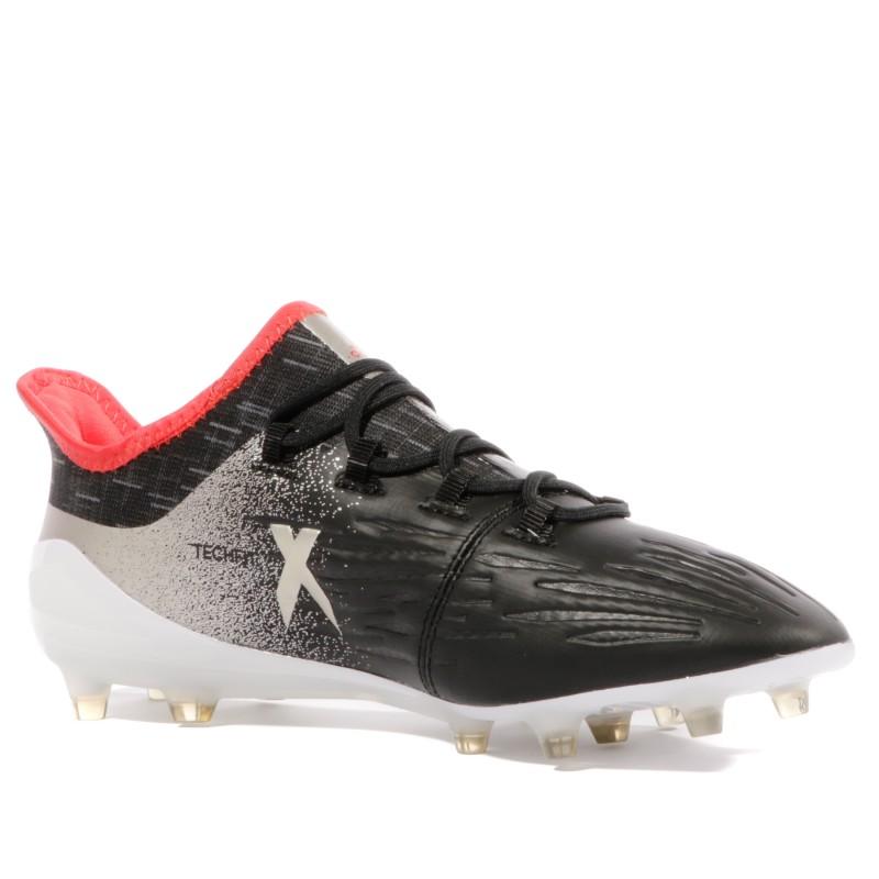 X 17.1 FG Femme Chaussures Football Noir Adidas
