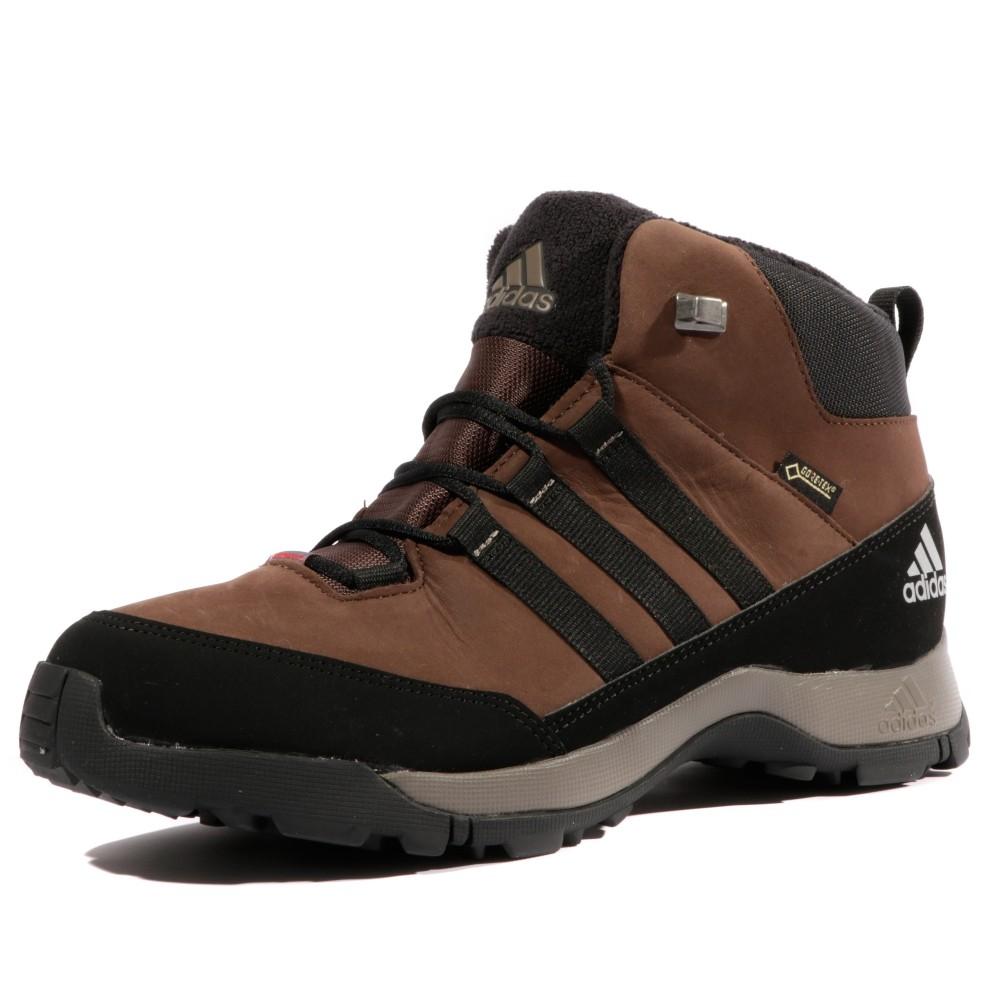 Marron Femme Randonnée Chaussures Détails GTX Winter sur MID Marron CW Adidas Hiker vmnNw08