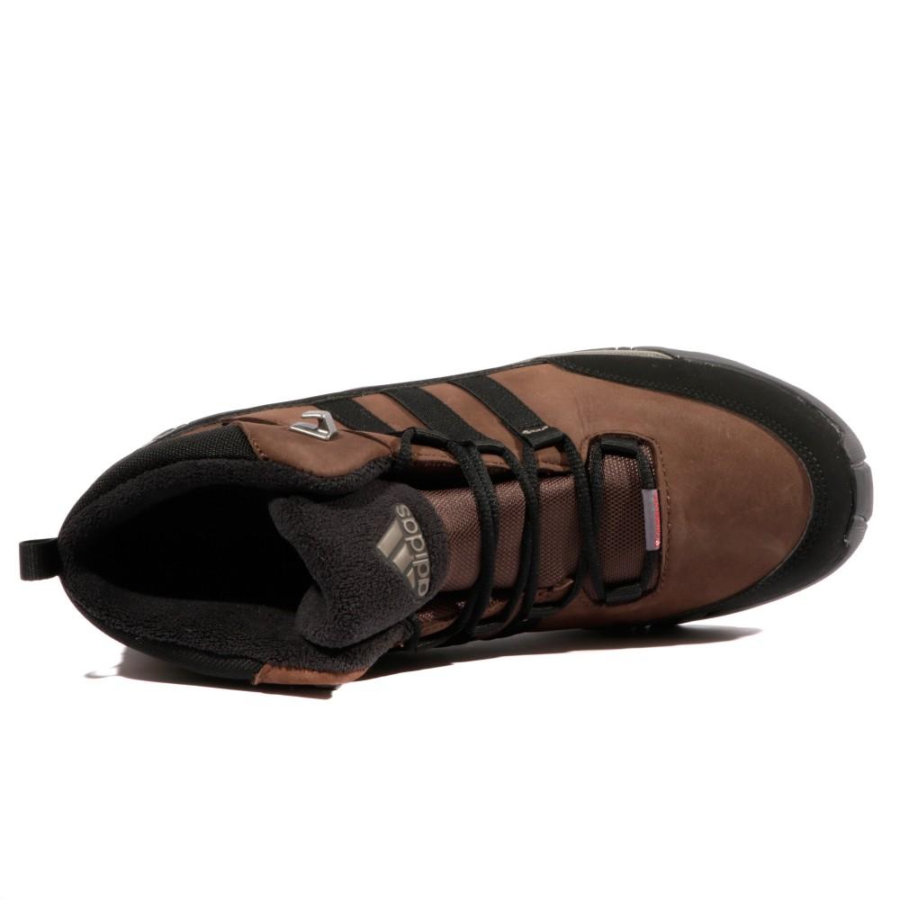 Marron Winter Hiker Chaussures Adidas Sur Mid Femme Détails Cw Randonnée Gtx ARjq34L5