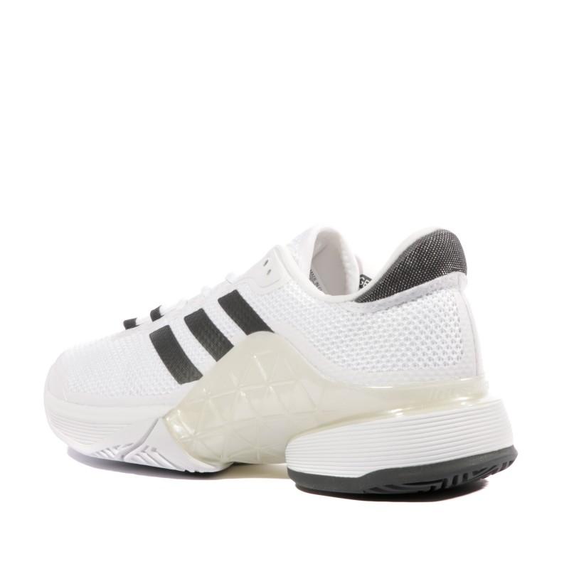 Barricade 2017 Homme Chaussures Tennis Blanc Adidas