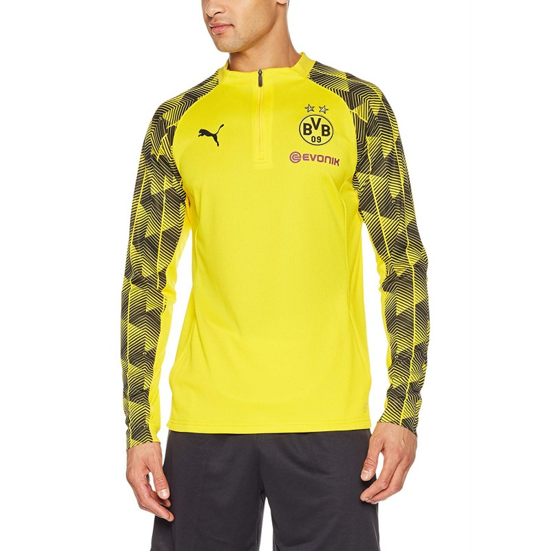 Borussia Dortmund Homme Training 14 Football Jaune Puma
