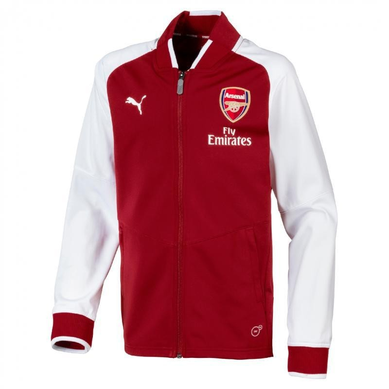 Football Garçon Rouge Arsenal Puma Veste x8TzwCwEqa