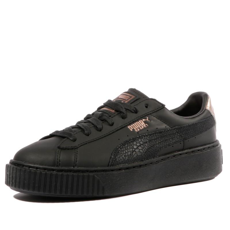 puma femme chaussures platform
