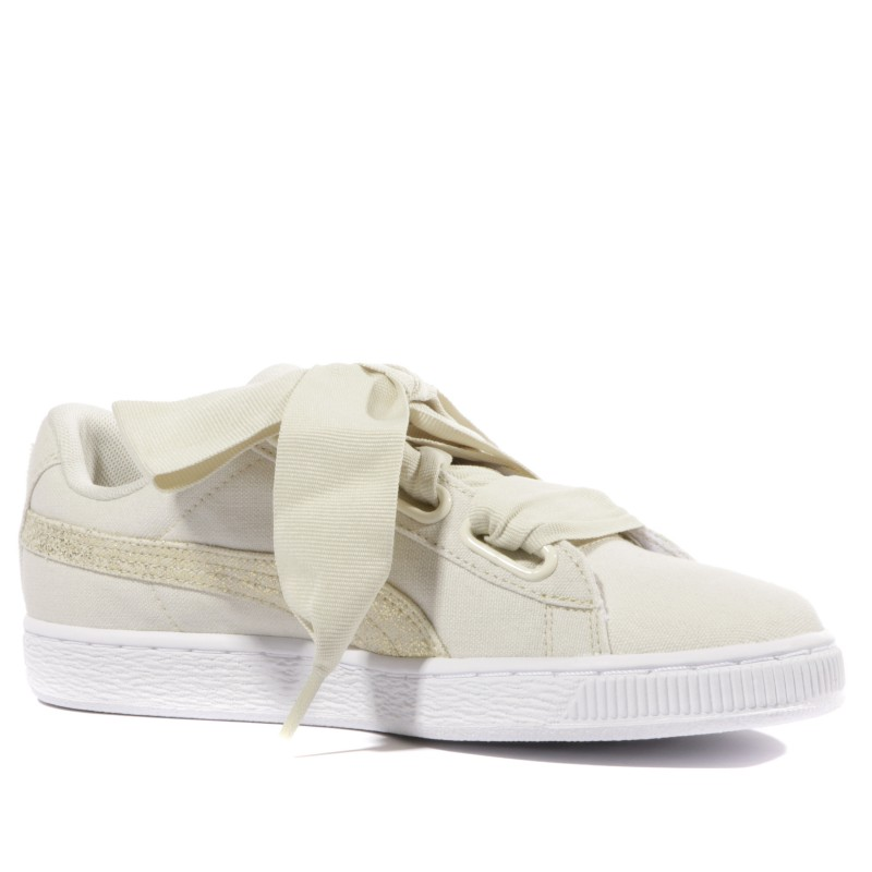 puma femme chaussures heart