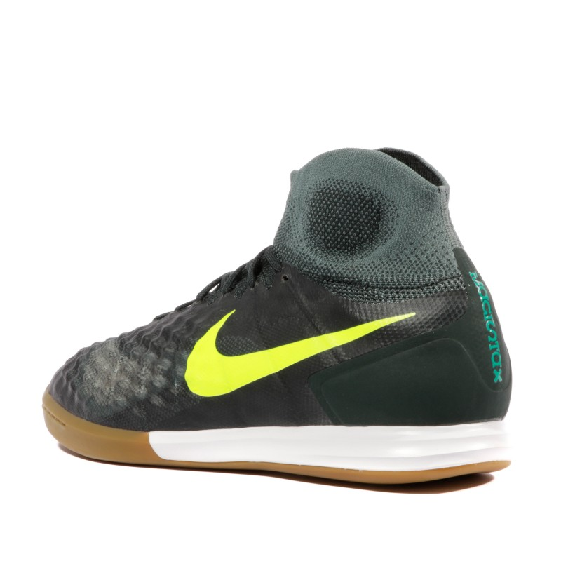 Magistax Proximo IC Homme Chaussures Futsal Gris Nike