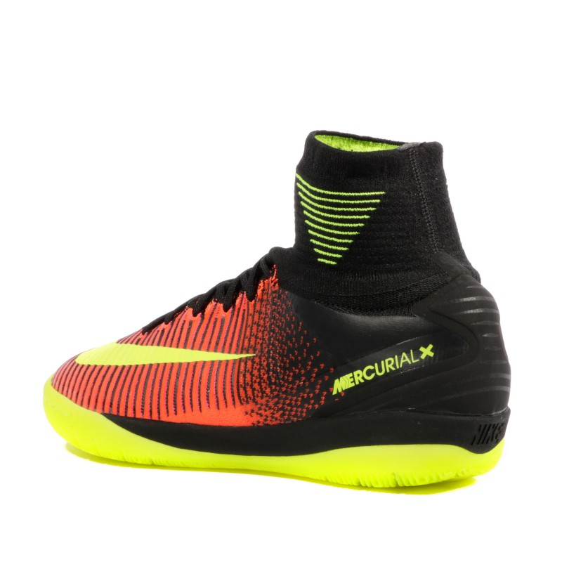 Ii Nike Chaussures Noir Proximo Mercurialx Ic Homme Rouge Futsal H29EDYWI