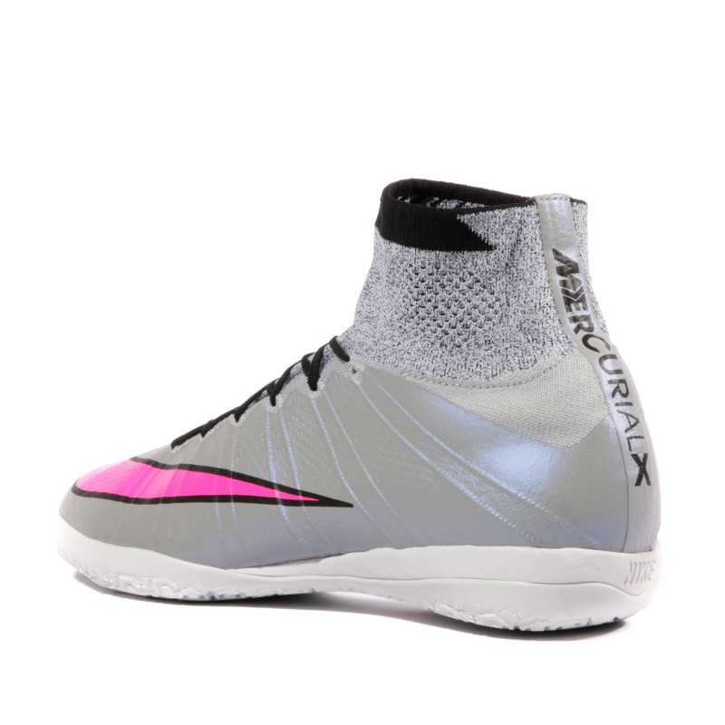 Nike Hypervenom Proximo Ic Gri Chaussures Futsal Homme