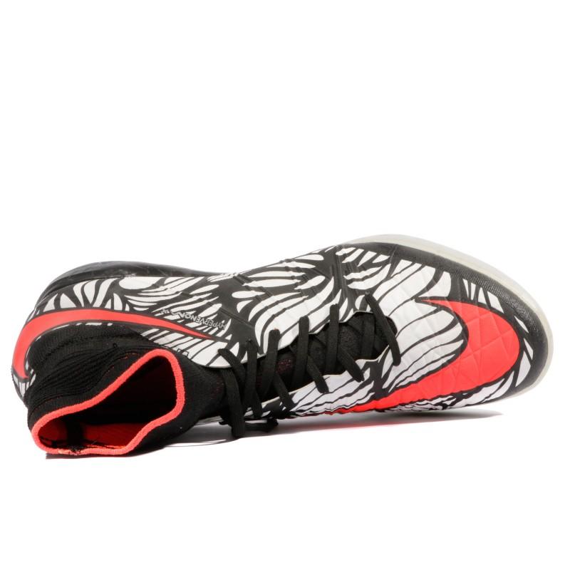 Nike Blanc Proximo Homme Hypervenomx Tf Noir Futsal Chaussures Ybf76vIyg