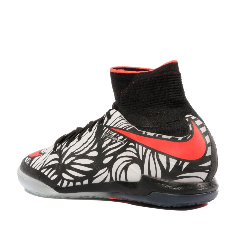 Hypervenomx Futsal Proximo Blanc Ic Chaussures Noir Homme Nike v0mnw8N