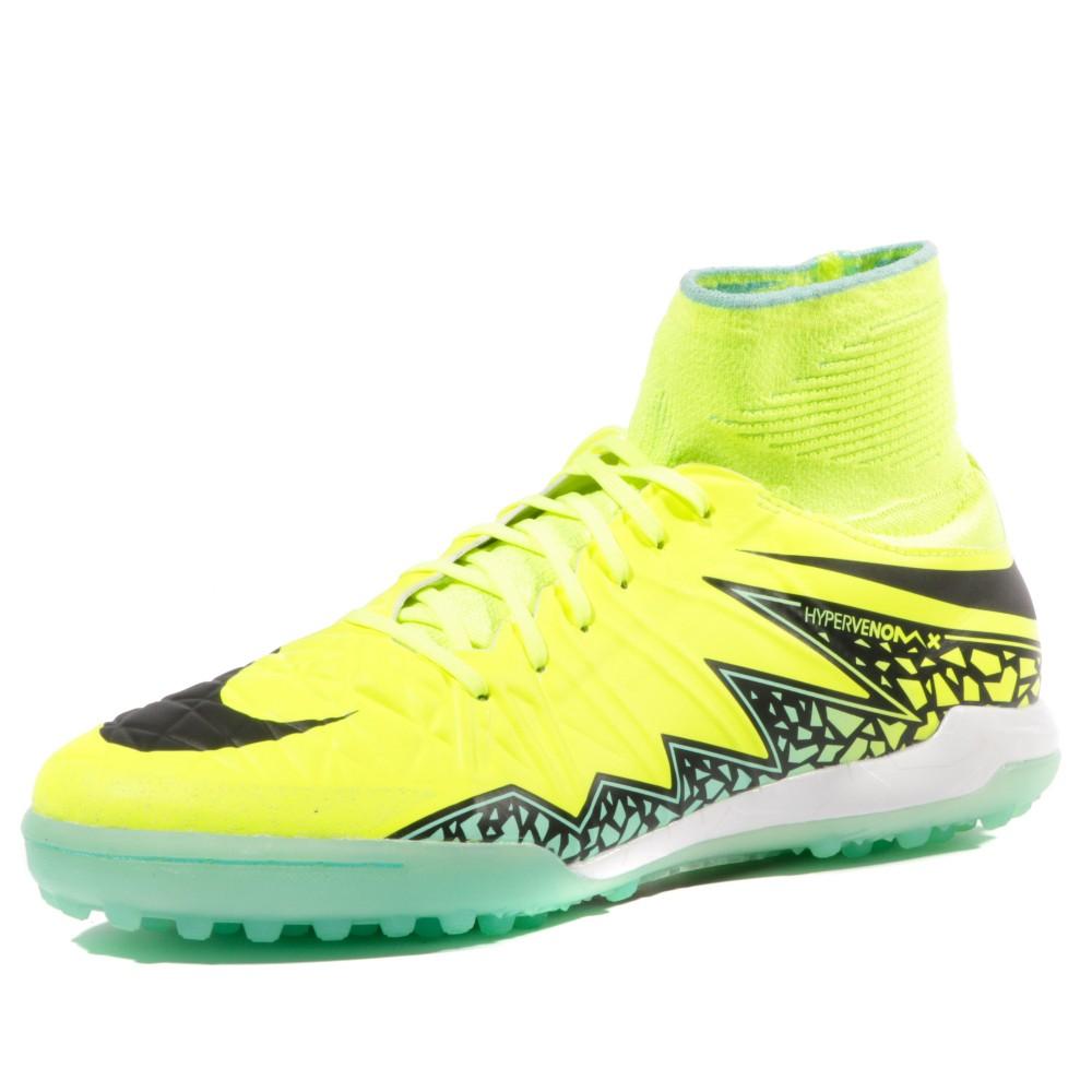 Détails sur Hypervenomx Proximo TF Garçon Chaussures Futsal Jaune Nike Jaune