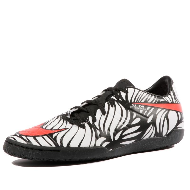 Ii Ic Hypervenom Noir Nike Phelon Chaussures Homme Futsal Blanc xfPpnP