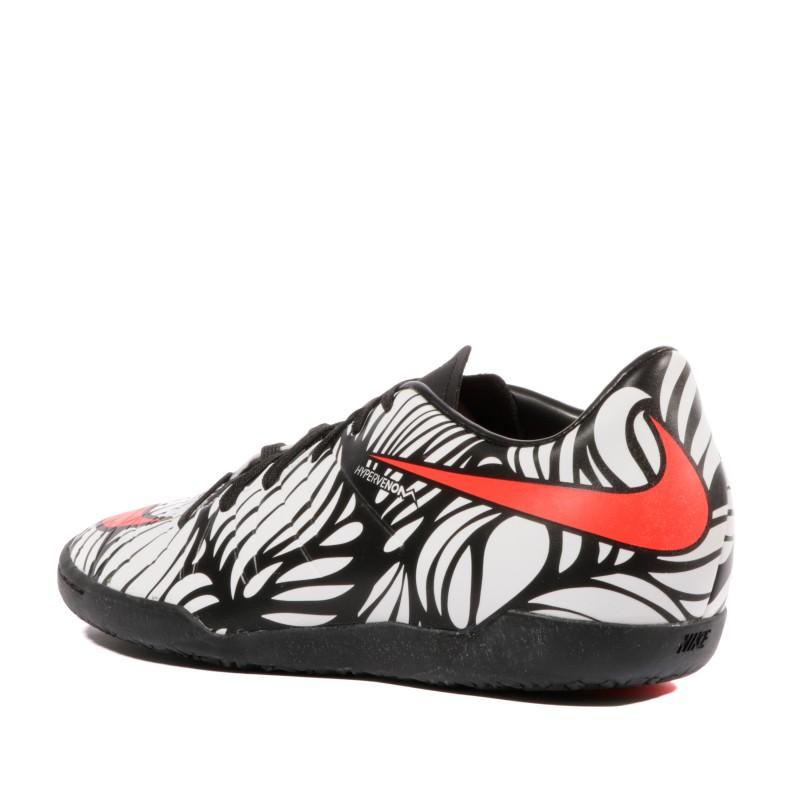 Futsal Noir Hypervenom Ii Ic Phelon Chaussures Homme Blanc Nike n8mNv0w