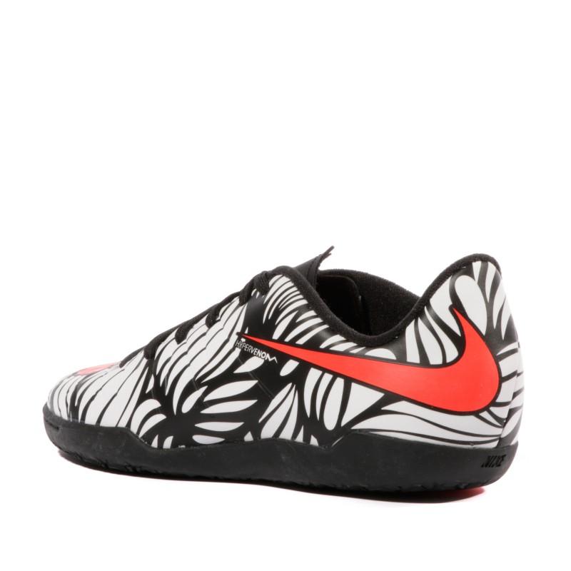 Garçon Blanc Hypervenomx Phelon Noir Nike Ii Futsal Chaussures Ic R6Tq4wFTEx
