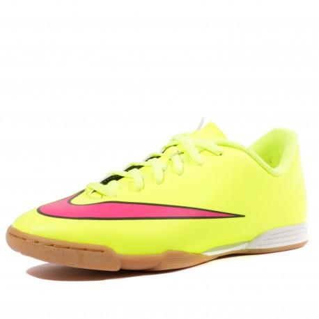 Ii Chaussures Futsal Jaune Ic Nike Vortex Garçon Mercurial nv8OmwN0