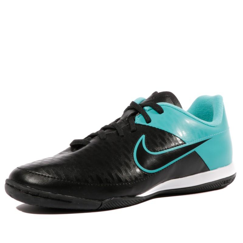 Nike Futsal Chaussures Noir Magista Garçon Bleu Ic Onda xIf7ZqwT0