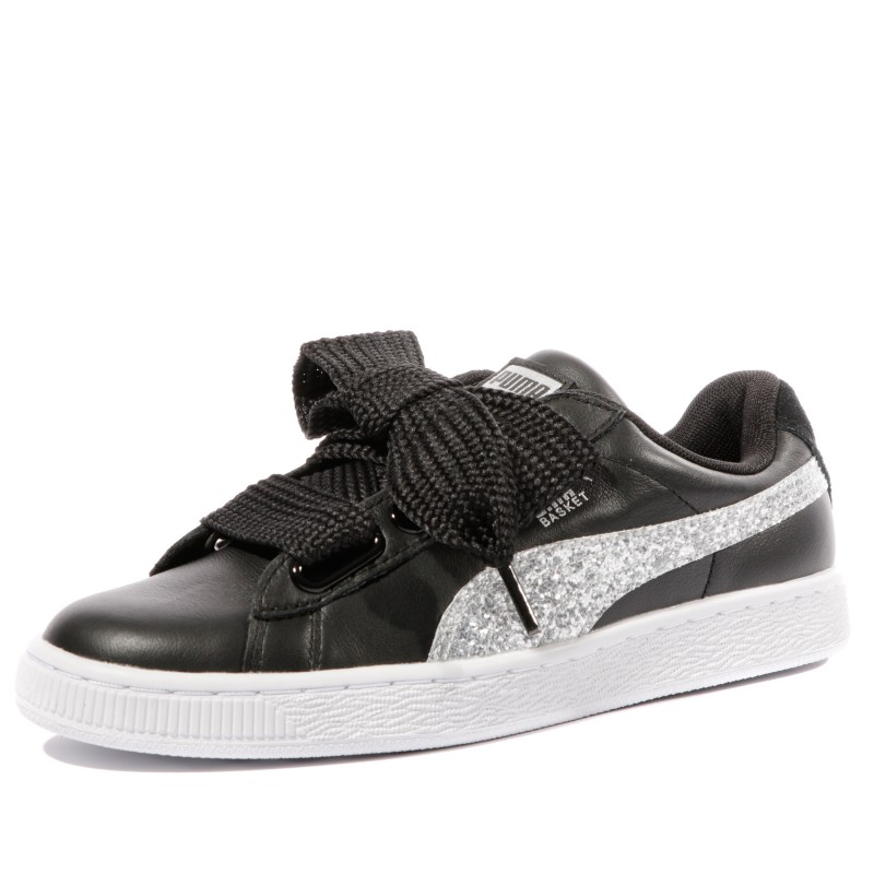 puma femme chaussures or