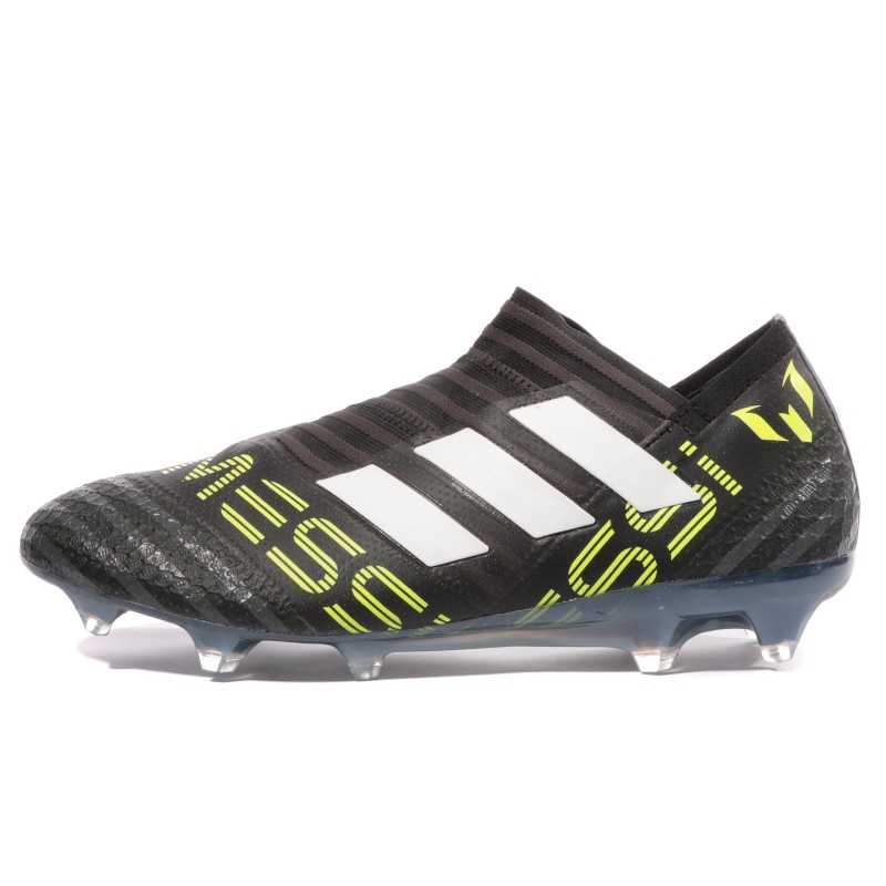 Nemeziz Messi 17+ 360 Agility FG Homme Chaussures Football Noir Adidas