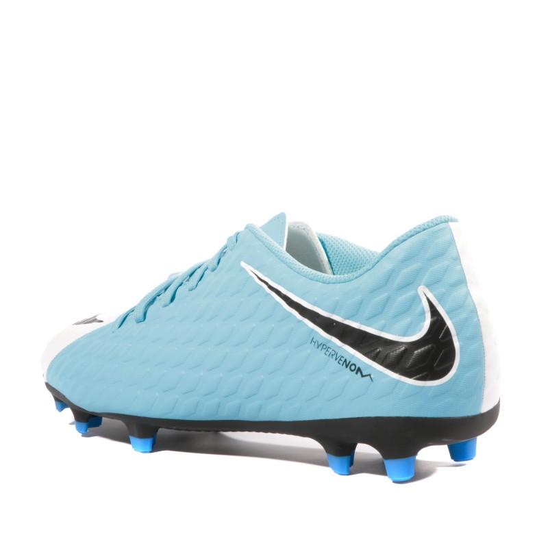 Fg Nike Bleu Chaussures Blanc Phade Homme Football Iii Hypervenom Lj54AR