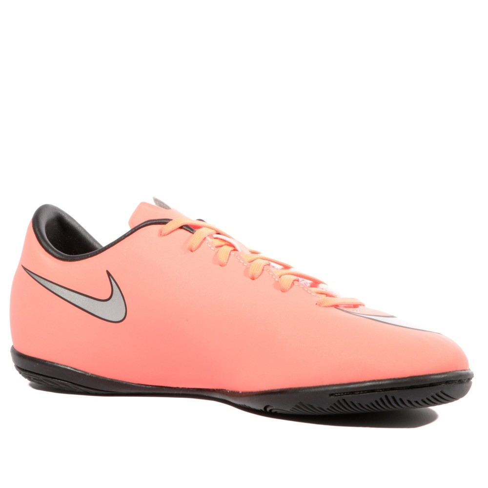 sale retailer 862e0 2ae92 Mercurialx Victory V IC Garçon Chaussures Futsal Rose Nike Rose   eBay